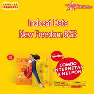 New Freedom 8GB 30 Hari