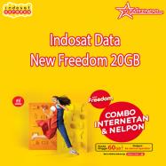 New Freedom 20GB 30 Hari