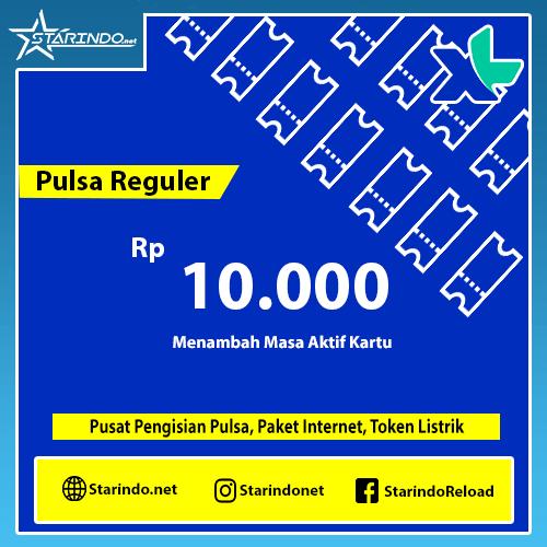 Pulsa XL Reguler - XL 10.000